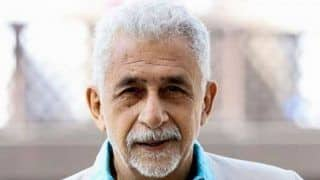 Naseeruddin Shah a 'Traitor', Says UP Navnirman Sena Chief; Books Tickets to Pakistan For Him