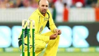 India vs Australia: Nathan Lyon Added to T20I Squad, Cameron Green Released to play For Australia A