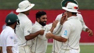 PAKvsNZ: न्यूजीलैंड ने रोमांचक मैच में पाक को 4 रन से हराया, भारत में जन्मे खिलाड़ी ने दिलायी जीत