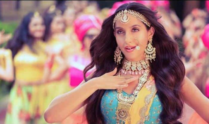 Dilbar Arabic Version Out: Nora Fatehi's Hot Belly Dancing