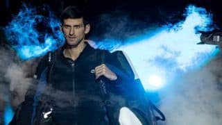 Novak Djokovic Sets Sights on 2019 After 'Phenomenal Season'
