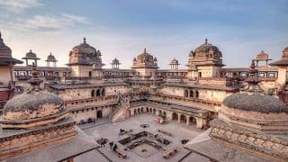 Orchha in Madhya Pradesh is a Traveller's Delight