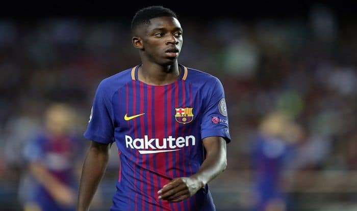 Ousmane Dembele_Picture credits-Twitter