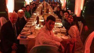 PICS: शादी से पहले प्रियंका चोपड़ा-निक जोनस ने मनाया Thanksgiving, इस प्यार को अब मंजिल मिल गई है