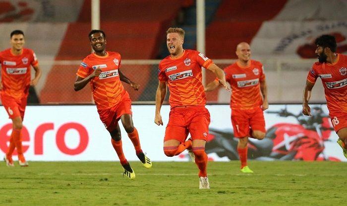 Indian Super League 2018-19: FC Pune City Register Season's Maiden Victory, Beat Jamshedpur FC 2-1