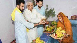 Chhath Puja 2018: Upset Over Tej Pratap's Decision to Divorce Aishwarya Rai, Rabri Devi Not to Celebrate The Festival This Year