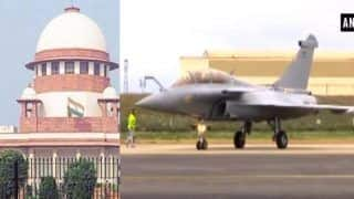 Supreme Court Allows Ministry of Defence to File Affidavit in Rafale Case