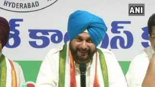FIR Against Sidhu For Asking Muslims to Vote En Bloc to Defeat PM