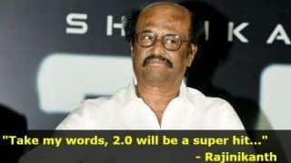 2.0 Trailer Launched: All The Interesting Statements Made by Rajinikanth, Akshay Kumar, AR Rahman, Shankar, Resul Pookutty, Amy Jackson And Others From The Grand Event