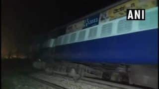 UP: 6 Coaches of Empty Rake Derail in Rampur Between Damora And Duggan Station on Moradabad-Bareilly Junction; no Injuries