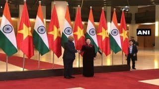 India's Co-operation Model With Foreign Nations Opens Many Roads, Offers Many Choices, Says President Ram Nath Kovind at Vietnam's National Assembly House