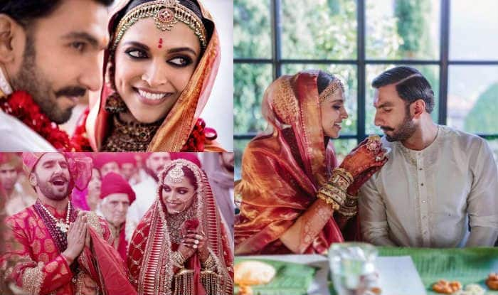 Ranveer's Ghagra Look & the Happy DeepVeer Wedding Album