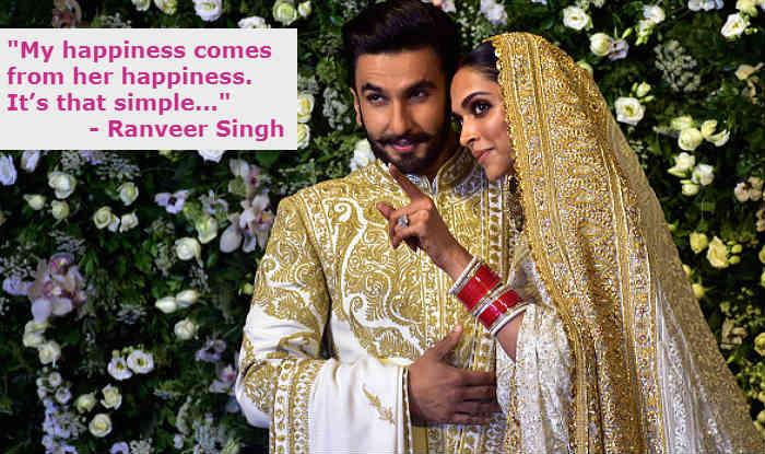 Inside DeepVeer's wedding reception in Mumbai
