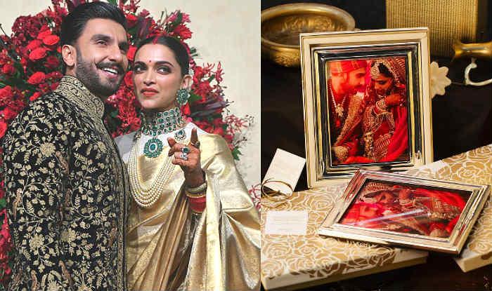 Ranveer Singh And Deepika Padukone's Wedding Return Gift to Their Guests Speaks Volume of Their Simplicty