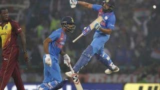 Ind Vs WI: लखनऊ टी-20 में रोहित का दिवाली धमाका, विंडीज को 196 रन का लक्ष्य