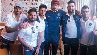 ऑस्ट्रेलिया दौरे के लिए रवाना हुई टीम इंडिया, कुलदीप को रोमांचक चुनौतियों का इंतजार