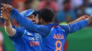 India vs West Indies, 5th ODI: Rohit Sharma, Ravindra Jadeja Shine as India Crush Windies by 9 wickets to win series 3-1