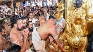 Sabarimala Row News Updates: SC Agrees to Hear Review Pleas in Open Court; Kerala BJP Chief Calls it 'Victory of Protesters'