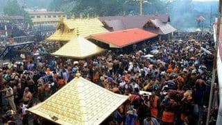 Sabarimala Row: BJP Team Arrives as Party Set to Intensify Protests, Kerala CM Announces 'Million Women's Wall'