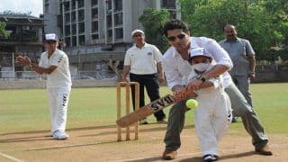 Sachin Tendulkar Bats For Sports-Inclusive School Curriculum, Asserts Lessons Learnt on it Even Helps Off-it