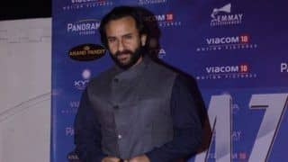 Saif Ali Khan Speaks on Sacred Games, Baazaar And Feeling Happy When Kareena Kapoor Khan Calls Him Beautiful