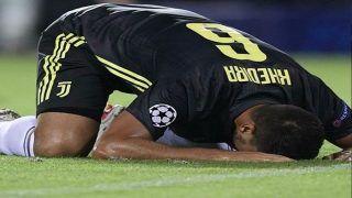 Juventus Injury Woes Worsens as Sami Khedira Sustains Ankle Injury