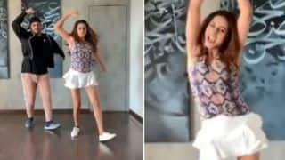 Punjabi Bombshell Sargun Mehta Dances Her Heart Out on Neha Kakkar And Jassie Gill's Song Nikle Currant in This Video - Watch