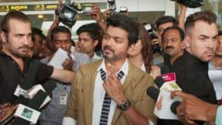 Thalapathy Vijay's Movie Sarkar is Set For a Diwali Release And Will Run For 24 Hours at This Thrissur Theatre