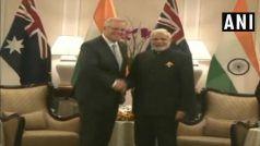 भारत-ऑस्ट्रेलिया के बीच कई रक्षा समझौते, दोनों देश एक-दूसरे के सैन्य अड्डे करेंगे प्रयोग