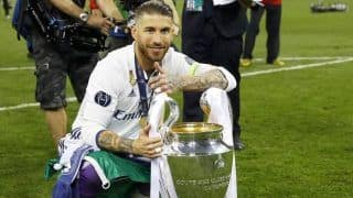 'I Wish to Retire Here': Real Madrid Captain Sergio Ramos Shuns Transfer Reports, Set to Extend Stay at Club