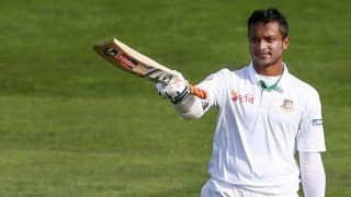 Shakib Al Hasan is Equal to Two Players: Captain Mominul Haque Speaks About Absence of Experienced All-Rounder From Bangladesh Squad Ahead of 1st Test Against India in Indore
