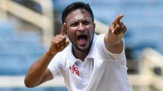 Shakib Al Hassan Registers History, Surpasses Ian Botham's Record as Bangladesh Outclass Windies
