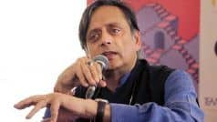 'We Need to Respect Modi as he is India's PM,' Says Shashi Tharoor