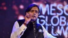 Forfeiting Match Worse Than Surrender, Shashi Tharoor Bats For Indo-Pak World Cup Face-off