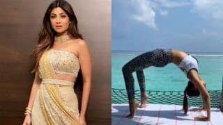 Shilpa Shetty's 'Do Not Bend Backwards For Anybody But Yourself' Mantra Will Give You Confidence