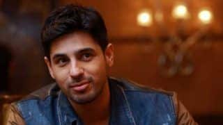 Sidharth Malhotra Reveals he Will Never Stop Being a Fanboy When it Comes to Amitabh Bachchan And Shah Rukh Khan