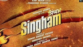 Actor Ajay Devgn Sends His Best Wishes as Shoot For Singham Punjabi Goes on Floor