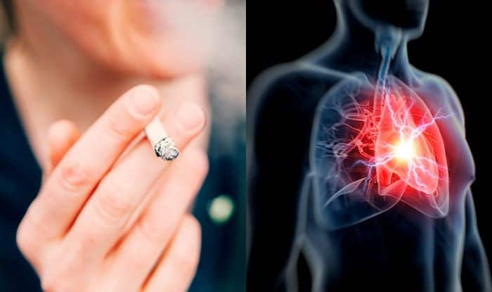 Smoking, diabetes & hypertension spike heart attack risk in women