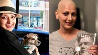 Sonali Bendre Reveals in Latest Instagram Post Her Eyesight Was Getting Affected by Chemotherapy
