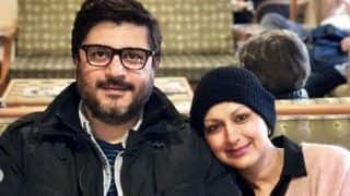 Sonali Bendre Thanks Husband Goldie Behl For Being Her Source of Strength, Love And Joy as She Battles Cancer
