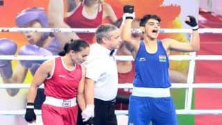 Women's World Boxing Championships: Sonia Chahal Joins MC Mary Kom in Final, Simranjit Kaur Settles For Bronze