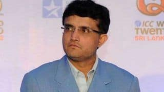 Sourav Ganguly Feels Team India's No.4 Slot For ICC World Cup 2019 Still up For Grabs