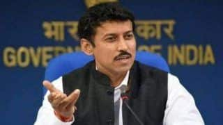 India Will be Among Top Medal Winners at 2028 Olympics:  Sports Minister Rajyavardhan Singh Rathore
