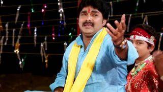 'जय छठी माई' कार्यक्रम में पहुंचे भोजपुरी स्टार्स, पवन सिंह ने जमाया रंग