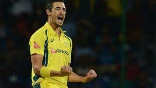 ICC Cricket World Cup 2019: Mitchell Starc Says Can't Afford to Breathe Easy After Australia Secure Semifinal Berth