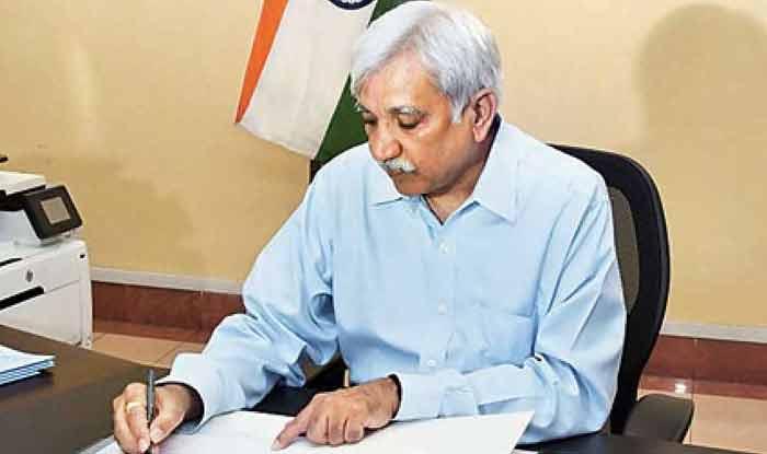 File image of Chief Election Commissioner Sunil Arora