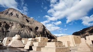 Tabo Monastery is The Oldest Buddhist Enclave in India