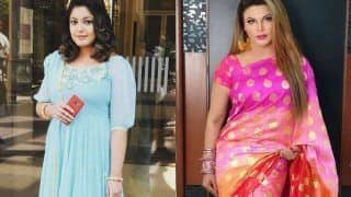 #MeToo: Rakhi Sawant First Accuses Tanushree Dutta of Rape Now Files Defamation Suit Against Her For '25 Paise'