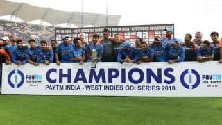 भारत ने घरेलू मैदान पर जीती लगातार छठी सीरीज, वेस्टइंडीज को वनडे में 3-1 से हराया