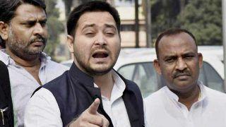 तेजस्वी यादव ने कहा- भाजपा की नहीं बनेगी सरकार, यह नेता बनेगा पीएम